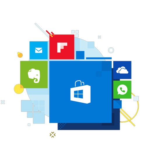 Hire Dedicated Windows Mobile App Developers & Programmers in India & USA