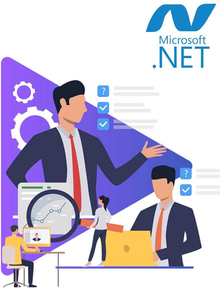 ASP.NET Development Company in India & USA