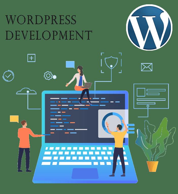 WordPress Development Company in India & USA